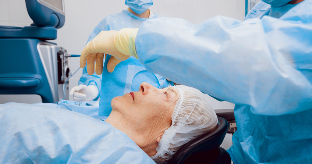 Cataract Surgery: Recovery, Precaution and Restriction