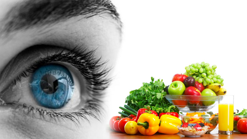 Diet Chart For Your Eye Health